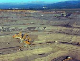 Severočeské doly se blíží těžbě za limity