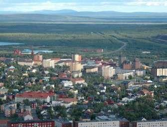 Švédská Kiruna musí ustoupit těžbě rudy
