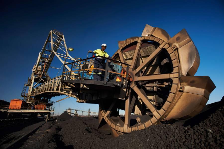 Uhelní giganti: 7. Jihoafrická republika
