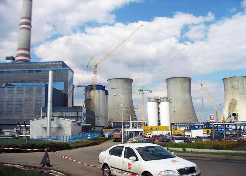 Šéf ČEZ chce maximum z uhelných elektráren
