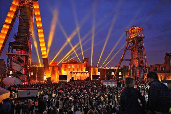 Důl v Genku se proměnil v kulturní centrum
