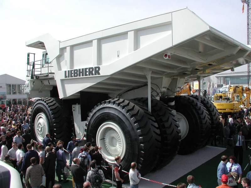 Důlní divize Liebherr čeká pokles obratu