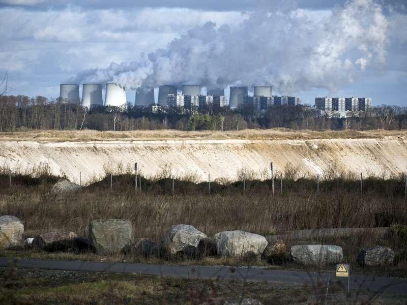 V Německu rostou emise CO2