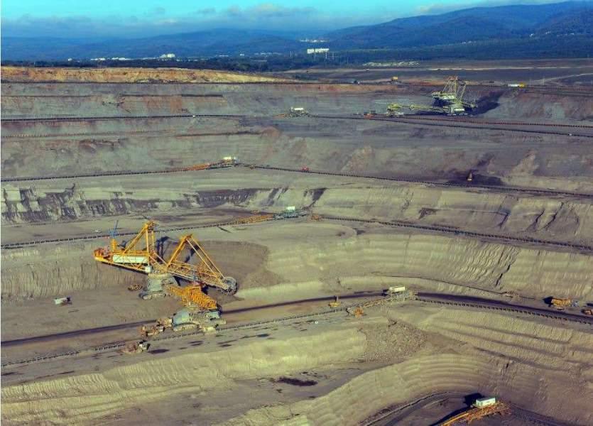 ČEZ letos čeká další růst těžby uhlí