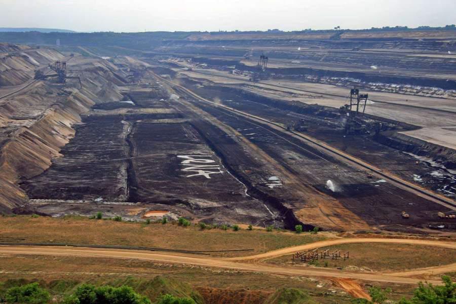 Těžba hnědého uhlí v Německu stoupá