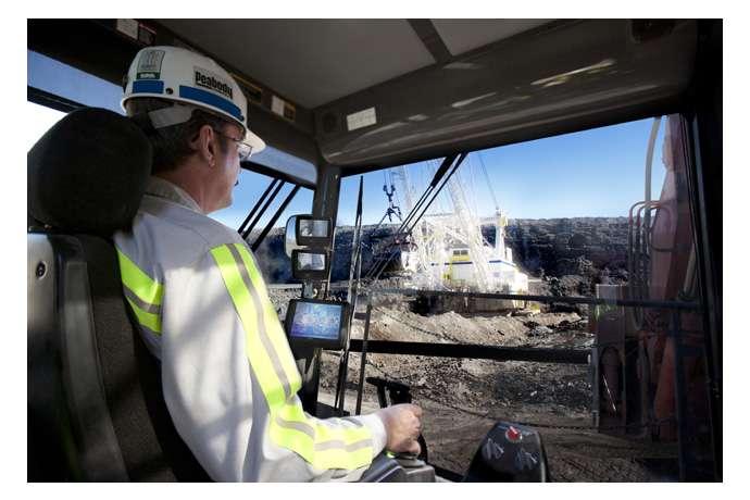 Firmě Peabody Energy loni klesly tržby