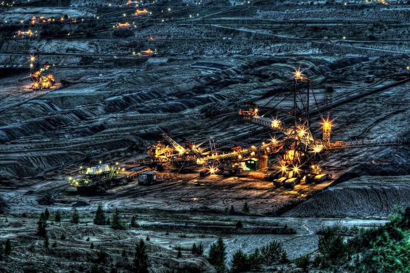 Polští horníci blokovali ruské uhlí