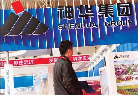 Čínská Shenhua bude rozvíjet důl na Sibiři