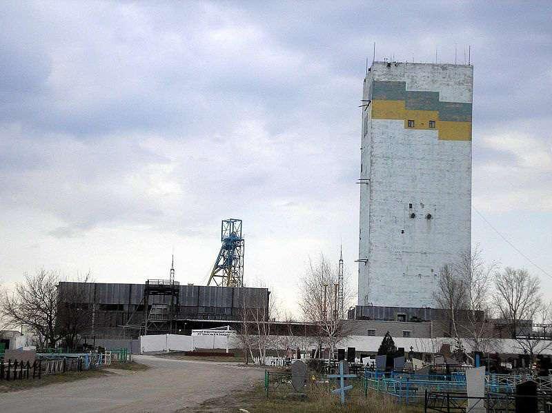 Těžba uhlí na Ukrajině loni spadla o pětinu