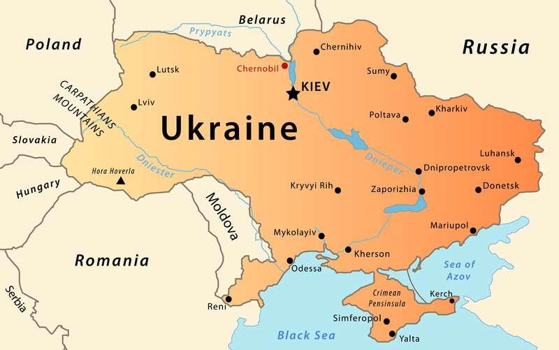 Ukrajinští nacionalisté blokují uhlí z Donbasu
