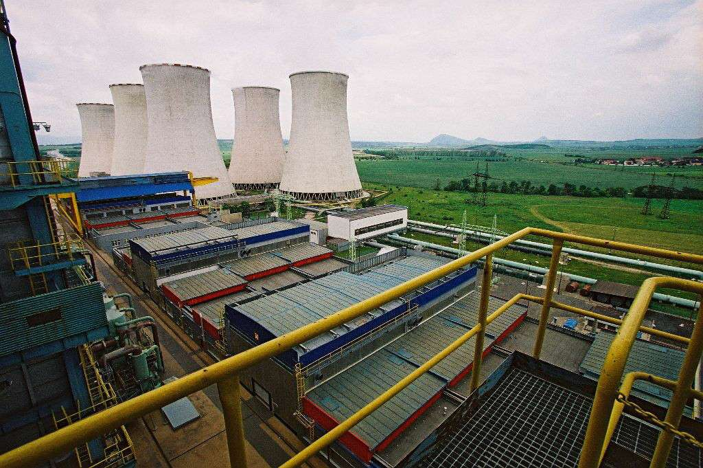 Elektrárna Počerady 3