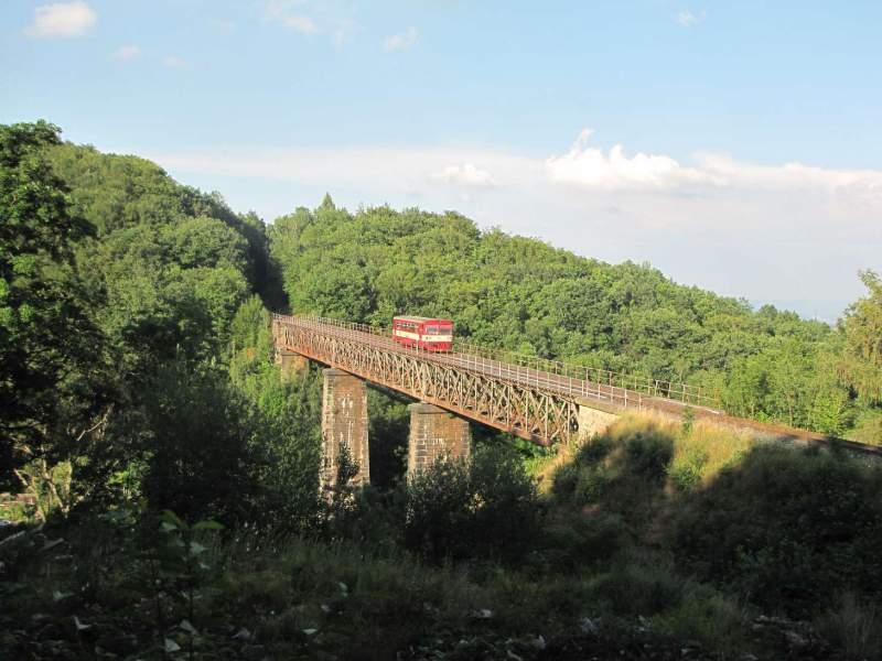 Uhlí místo turistů na Moldavské horské dráze