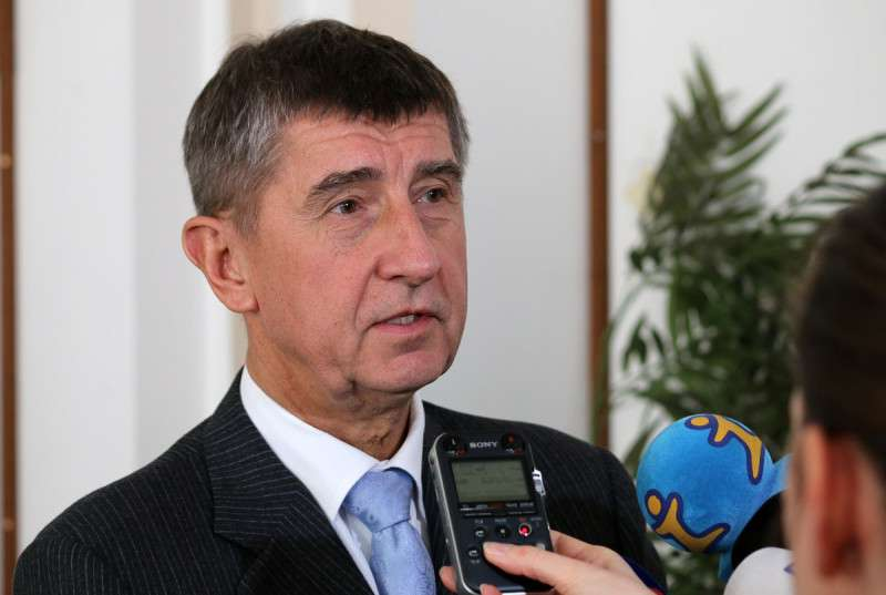 Babiš Foto mf cr