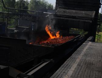 Odboráři žádají povolení skládky uhlí