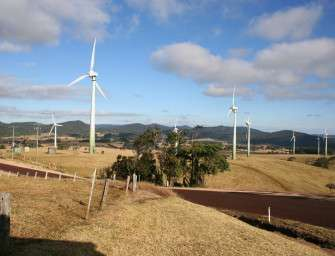 Austrálie nechce škaredé větrné elektrárny