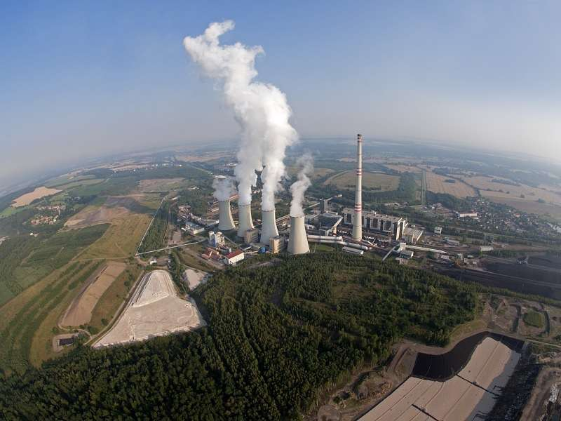 Kdo v Česku pálí hnědé uhlí?