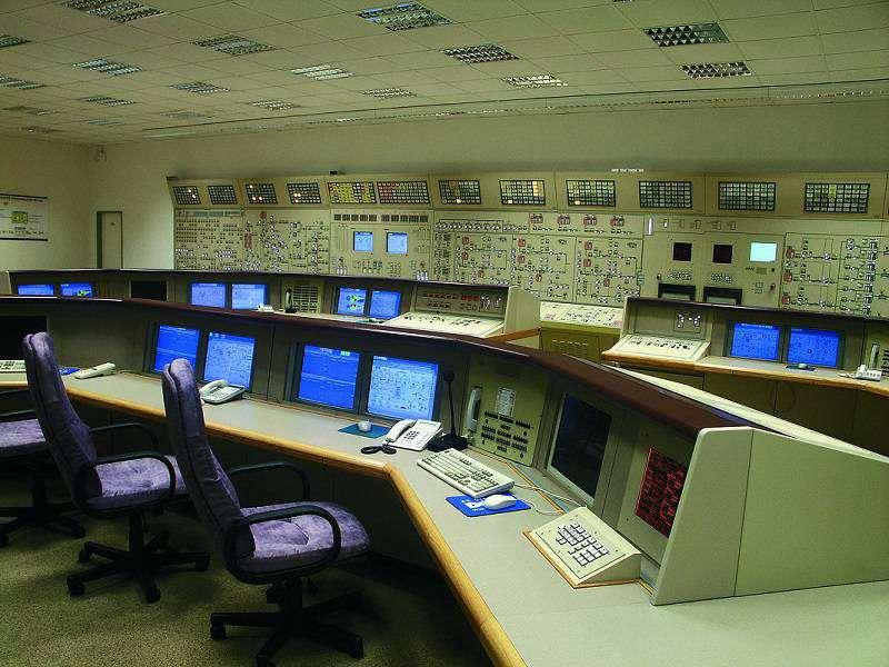 Jaderná elektrárna Temelín. Foto: ČEZ
