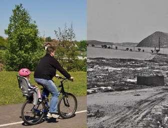 Bývalý důl je dnes vodním rájem Bývalý důl je dnes vodním rájem Bývalý důl je dnes vodním rájem