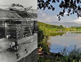 Důl ČSA vznikl postupem lomu Hedvika