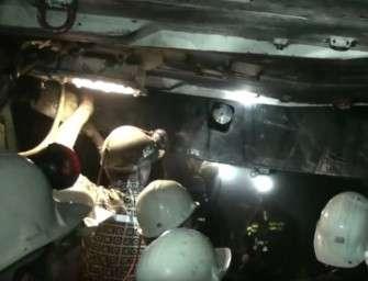 VIDEO: S kamerou dole v dole