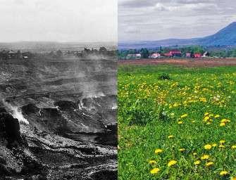 Vzpomínka na dobu ekologického temna