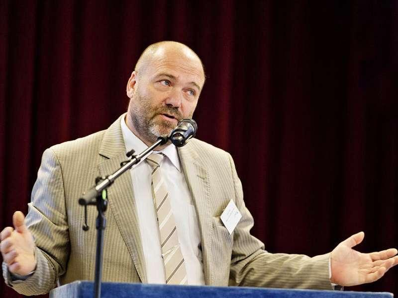 Náměstek ministra průmyslu Pavel Šolc. Foto: Petr Mlch