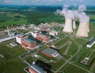 Druhý blok Temelína začal opět vyrábět elektřinu