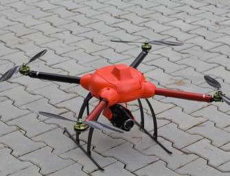 ČEPS si pořídil na kontrolu vedení drony