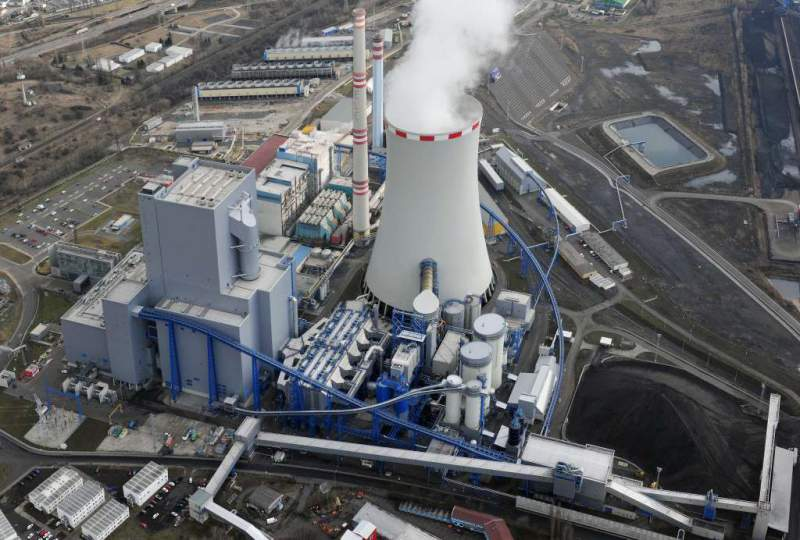 Oproti roku 2014 ČEZ loni vyrobil více elektřiny v uhelných zdrojích. Foto: ČEZ
