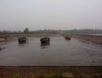 Na ČSA vyčistili důlní vody