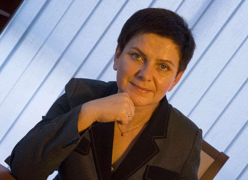 Polská premiérka Beata Szydłová. Foto: Agnieszka Moś