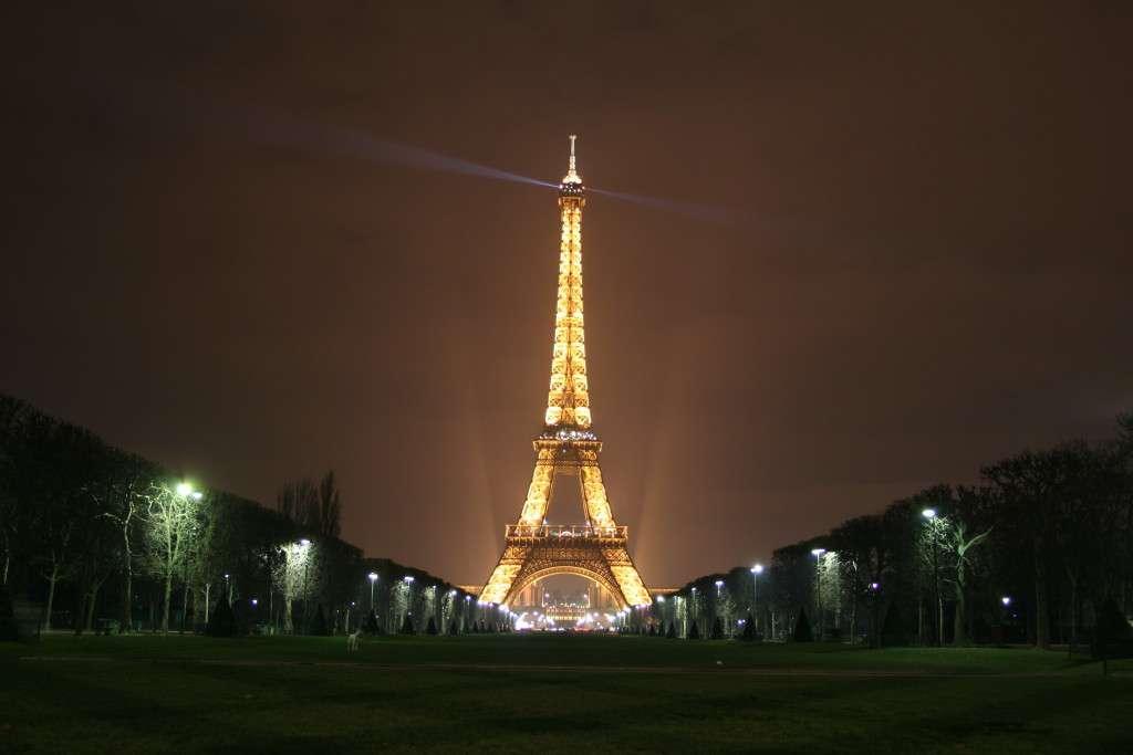 Paris Eifell
