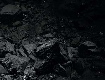 Vědci zjistili, jak uhlí při skladování degraduje