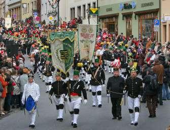 Hornické vánoční tradice v Sasku žijí