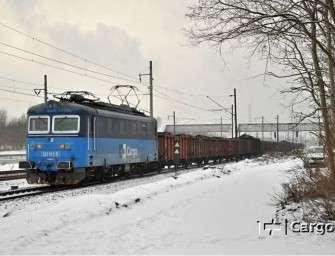 ČD Cargo vozí miliony tun hnědého uhlí