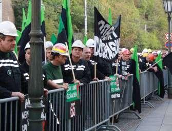 Horníci řeší budoucnost bez uhlí