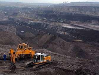 Těžba uhlí v Polsku se rekordně propadla