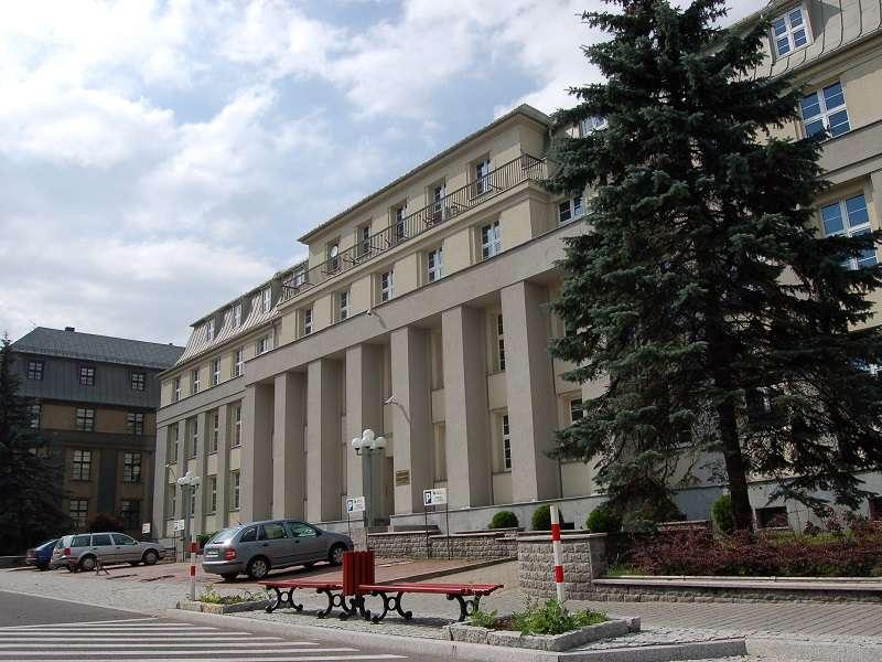 Sídlo společnosti Kompania Węglowa v Katowicích. Foto: wikipedia.com