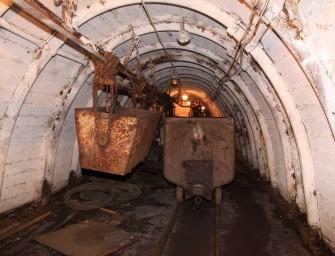 Stopy po těžbě v dole Centrum zmizí do tří let
