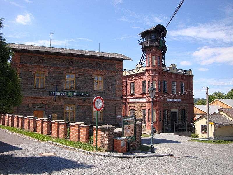 Hornické muzeum Příbram. Foto: wikipedia.com