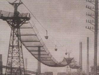 Ostravská lanovka bude místo uhlí vozit turisty