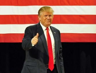 Trump jde po krku klimatické dohodě