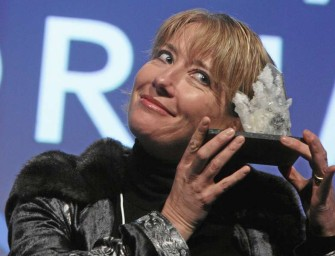 Hvězdnou herečku pohnojili kvůli frakování