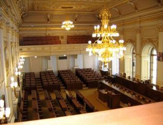 Poslanci se hádali kvůli komisi k OKD