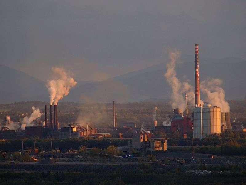 Společnost ArcelorMittal je jedním z největších odběratelů koksovatelného uhlí z OKD. Foto: Wikipedia.org Petr Štefek