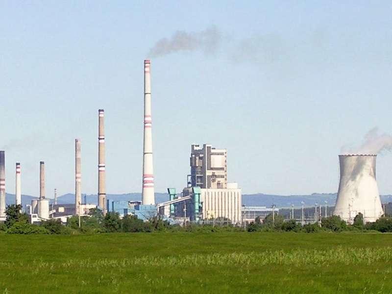 V mělnické elektrárně hořelo již podruhé za poslední měsíce. Foto: wikipedia.org