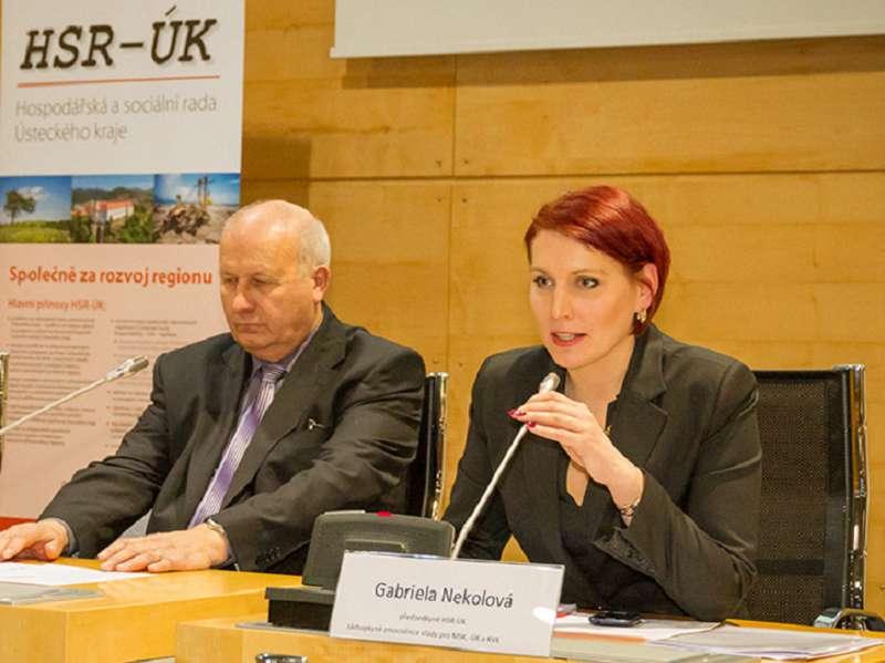 Podle Gabriely Nekolové neměla vláda rozhodnutí o prolomení limitů odkládat. Foto: hsr-uk.cz