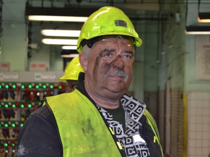Podle odborového předáka Jana Sábela bojovaly odbory o dřívější odchod horníků do důchodu více než dvacet let Foto: odbory-sho.cz