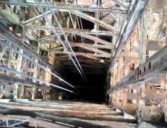 VIDEO: Mrazivý pohled do uranového dolu