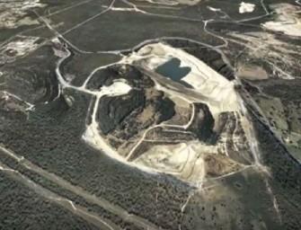 VIDEO: Těžba a rekultivace ruku v ruce